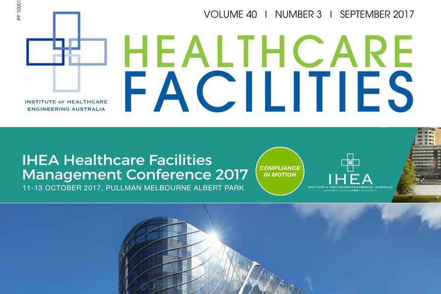 BIM and Security Healthcare Facilities Journal Oct 2017 Feature Image