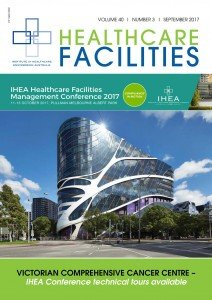 BIM and Security Healthcare Facilities Journal Oct 2017